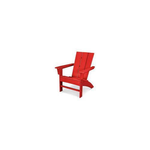 Polywood Furnishings - Prescott Adirondack in Sunset Red