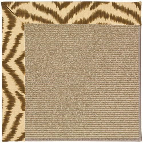 """Creative Concepts-Sisal Couture King Chestnut - Rectangle - 24"""" x 36"""""""