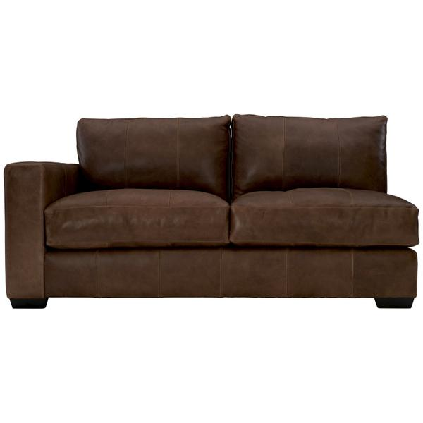Dawkins Left Arm Loveseat in Walnut (793)