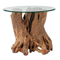 Hidden Treasures Root Ball End Table Product Image