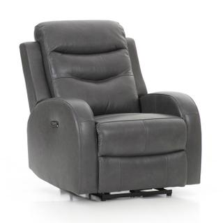 Milano Power Reclining Chair  Gray