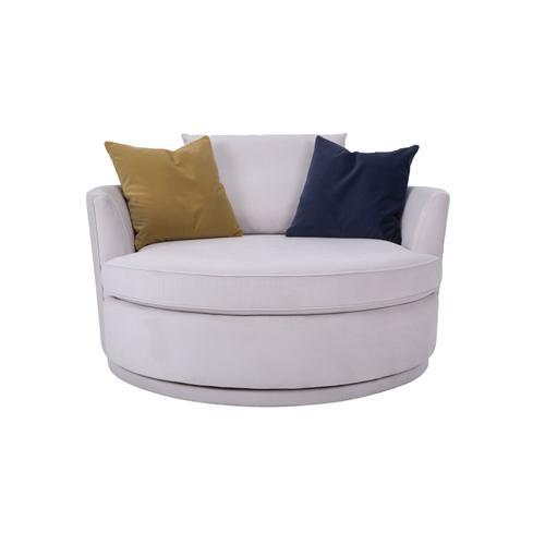 Decor-rest - 2991 Swivel Chair 46inc