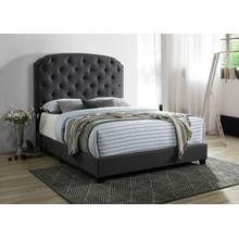 See Details - Blake Queen Bed, Charcoal