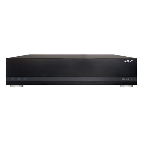 Universal Remote Control - 8 Source, 8 Zone (stereo) or 16 Zone (mono) Multi-Zone Amplifier