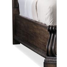 Bedroom Rhapsody California King Panel Rails