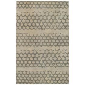 Honeycombs Fog - Rectangle - 4' x 6'