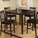 Northvale 5 Pc. Counter Ht. Table Set Product Image