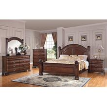 527 Casablanca Queen BED COMPLETE; Queen HB, FB, Rails & Slats