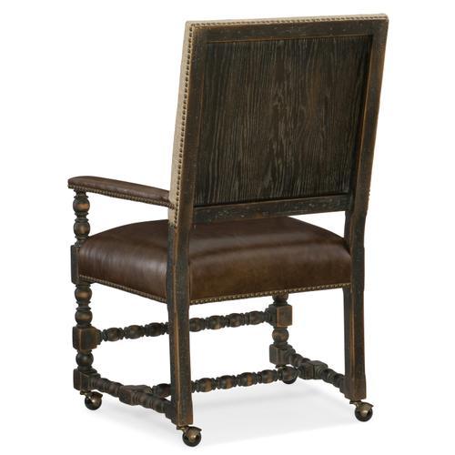 Hooker Furniture - Comfort Castered Game Chair