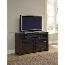"54"" Console - Walnut Brown Finish"