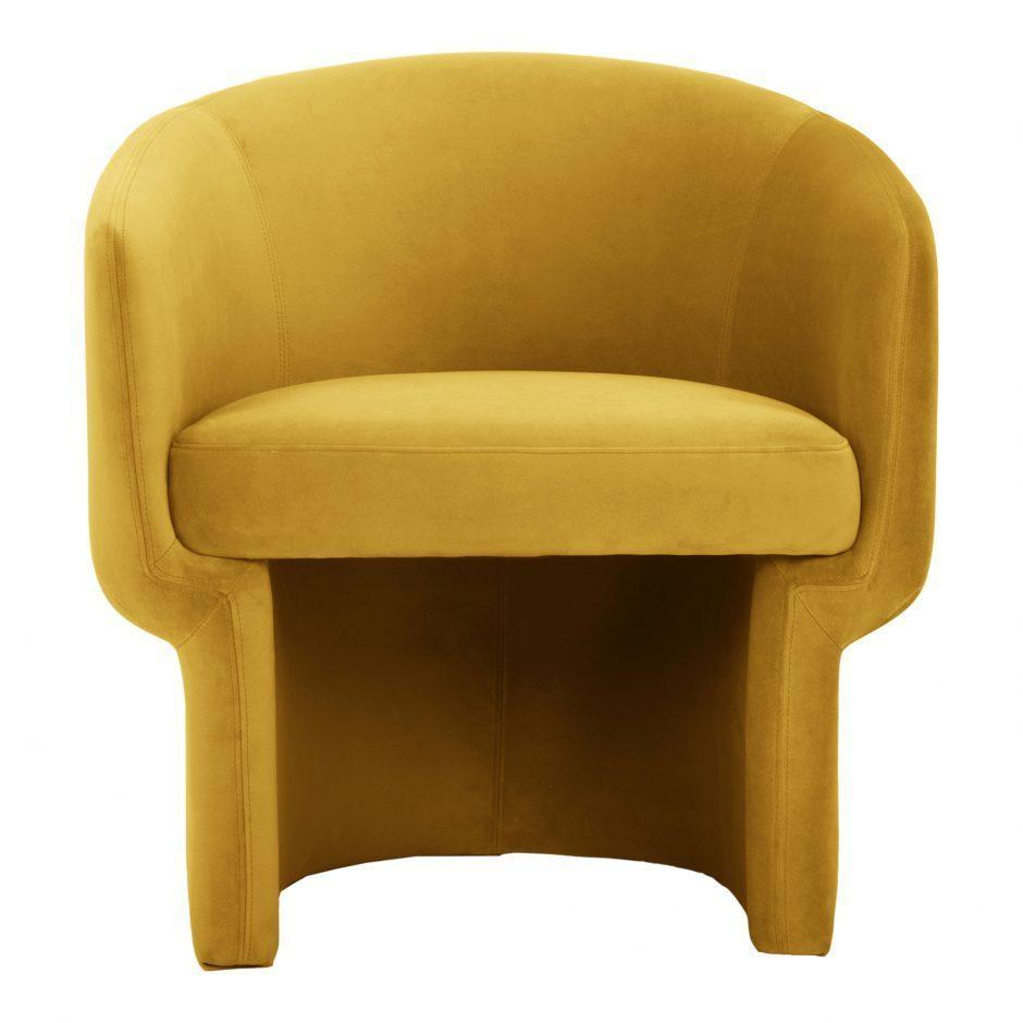 See Details - Franco Chair Mustard
