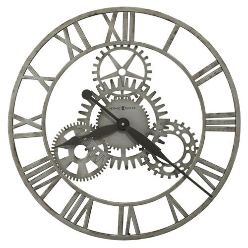 625-687 Sibley Wall Clock