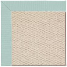 Creative Concepts-White Wicker Canvas Glacier Machine Tufted Rugs