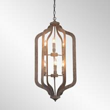 Ellie Chandelier Tall w/Bulb