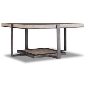 Living Room Square Cocktail Table