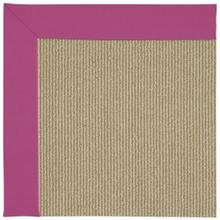 "Creative Concepts-Sisal Canvas Hot Pink - Rectangle - 24"" x 36"""