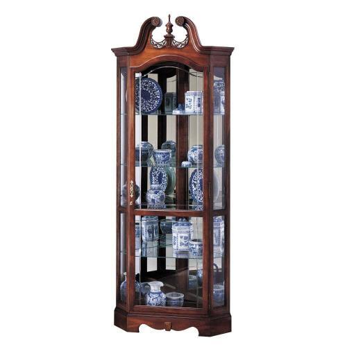 Howard Miller - Howard Miller Berkshire Curio Cabinet 680205