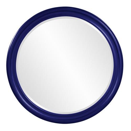 Howard Elliott - George Mirror - Glossy Navy