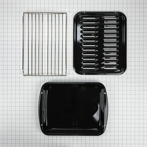 KitchenAid - Premium Broiler Pan and Roasting Rack - Other