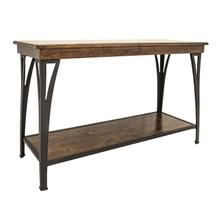 See Details - District Sofa Back Table