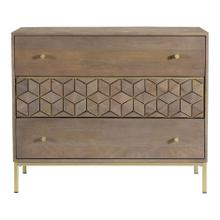 See Details - Corolla Three Drawer Chest
