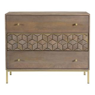 Corolla Three Drawer Chest