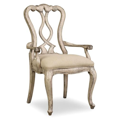 Dining Room Chatelet Splatback Arm Chair - 2 per carton/price ea