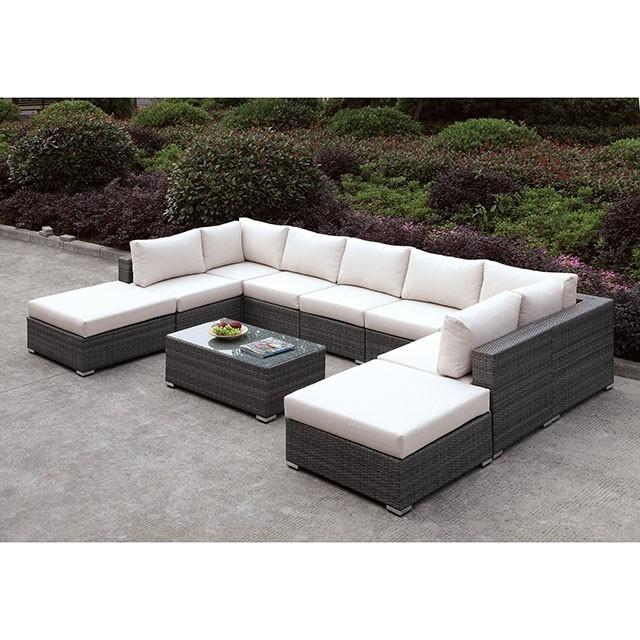 Somani U-Sectional + Coffee Table