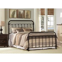 Kirkland Twin Bed Set - Dark Bronze