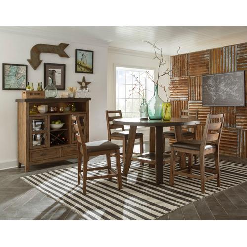 Intercon Furniture - Taos Counter Table