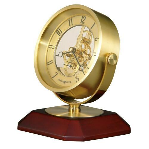 Howard Miller - Howard Miller Soloman Table Clock 645674
