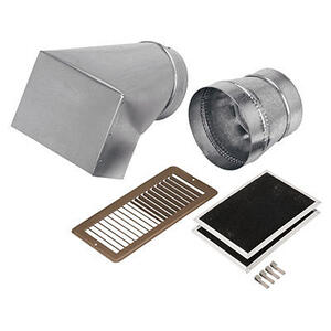 Broan - Optional Non-Duct Kit for Broan PM500SS Power Pack