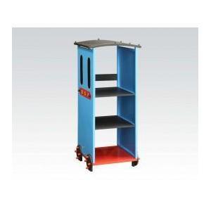 Acme Furniture Inc - Blue/bk Train Bookcase