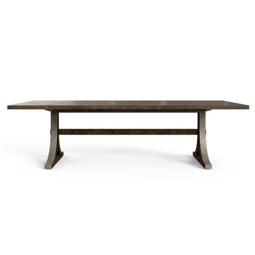 """Hillside 108"""" Rectangular Dining Table - Chestnut"""
