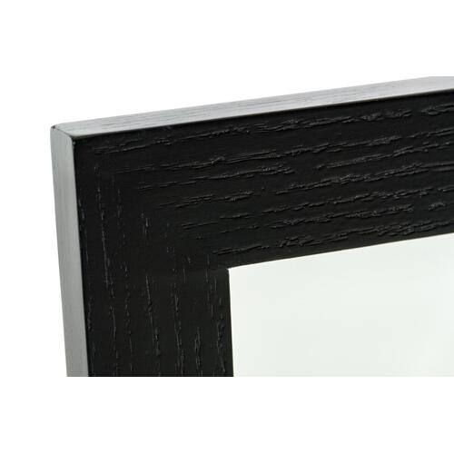 VIG Furniture - Modrest Logan Modern Black Oak Mirror