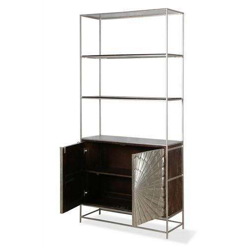 Parker House - CROSSINGS PALACE Bookcase