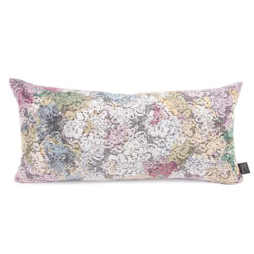 Howard Elliott - Kidney Pillow Stanton Blush - Down Insert