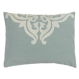 Patrina Blue Surf 5Pc Queen Duvet Set
