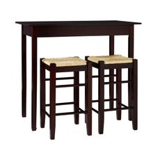 See Details - Tavern Table and 2 Stools