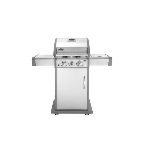 LA 200 Gas Grill with Side Burner