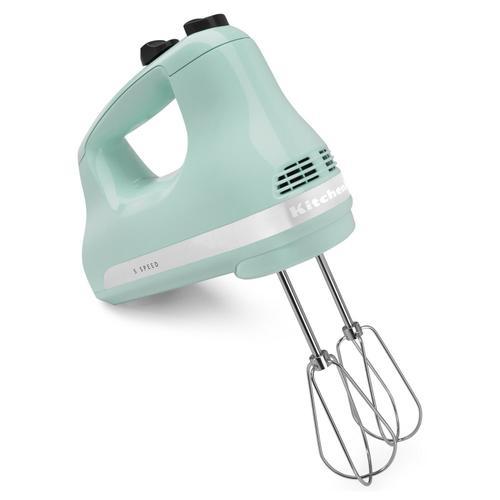 KitchenAid - 5-Speed Ultra Power™ Hand Mixer Ice