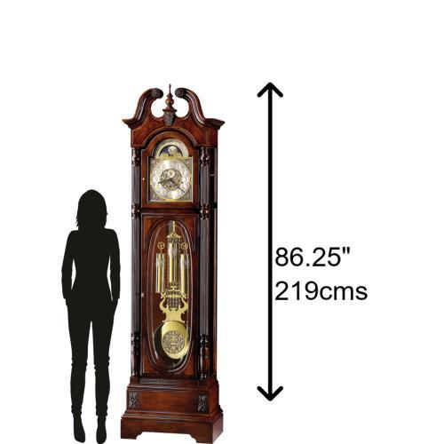 Gallery - Howard Miller Stewart Grandfather Clock 610948