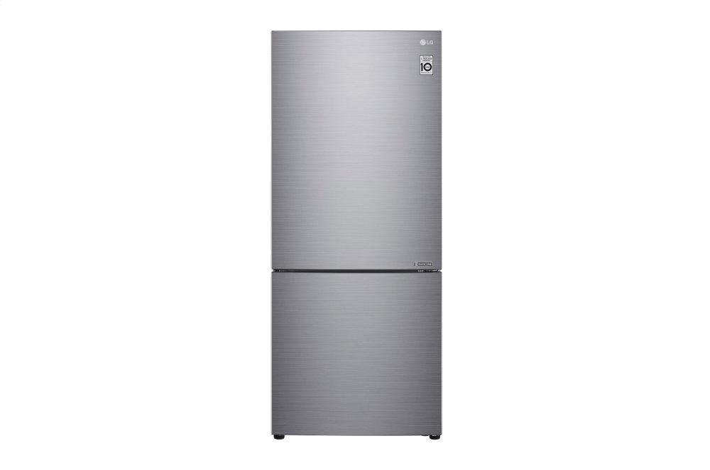 LG Appliances15 Cu. Ft. Bottom Freezer Refrigerator