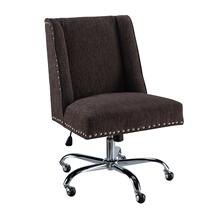 Draper Office Chair Charcoal C