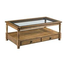 Candlewood Rectangular Cocktail Table W/ Drawer