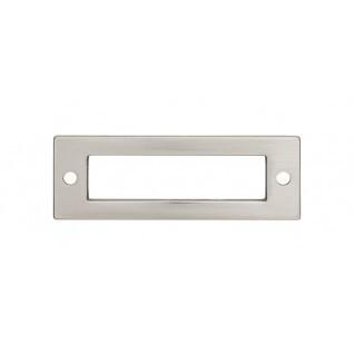 Product Image - Hollin Backplate 3 Inch - Brushed Satin Nickel