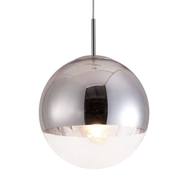 See Details - Kinetic Ceiling Lamp Chrome