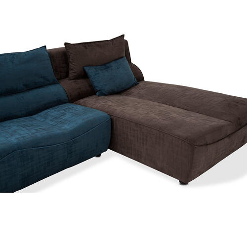 21 Cosmopolitan 6pc Modular Sectional Set