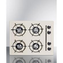 """See Details - 30"""" Wide 4-burner Gas Cooktop"""