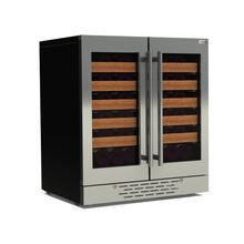 See Details - Built-in/freestanding Wine Cellar 66 Bottles Capacity - Single Zone